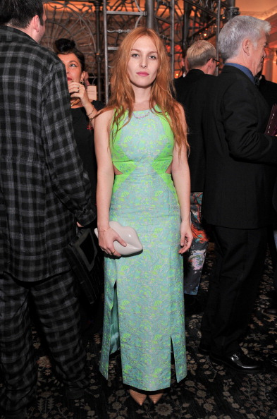 British Fashion Awards 2012 - Inside