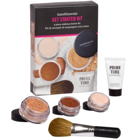 Kit Get Started Kit bareMinerals - R$ 149,00