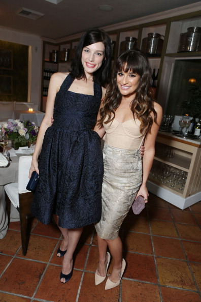 Marie Claire's Hollywood Dinner