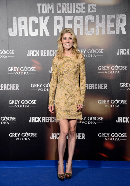 'Jack Reacher' Madrid Premiere