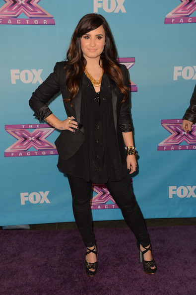 Demi+Lovato+Fox+X+Factor+Season+Finale+Night+q5ZrDV3GSLBl