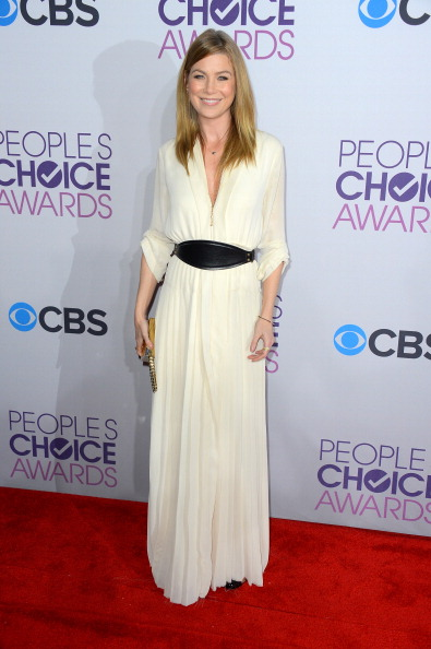 39th Annual People's Choice Awards - Red Carpet