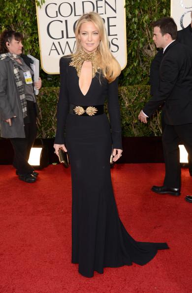 Kate Hudson Wears Alexander McQueen