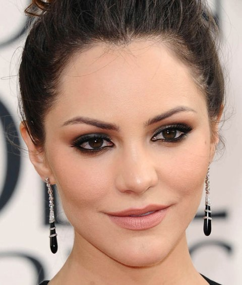 katharine-mcphee-smoky-eye-2013-golden-globes