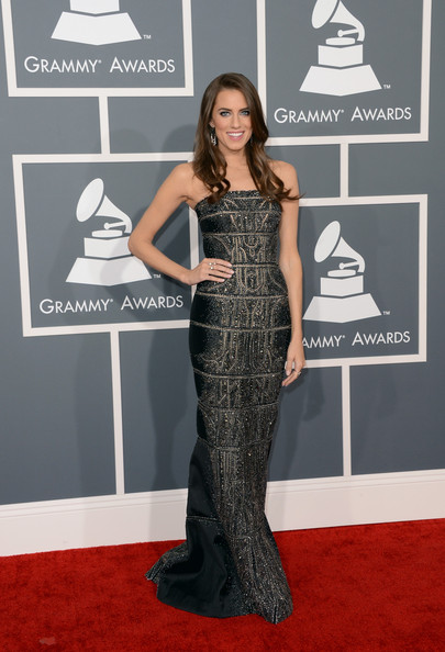 Allison+Williams+55th+Annual+GRAMMY+Awards+n4bqCDBfFF7l
