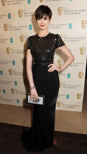 EE British Academy Film Awards - Inside Arrivals