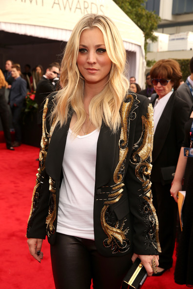 Kaley+Cuoco+55th+Annual+GRAMMY+Awards+Red+cEwU3T9Ux7Il
