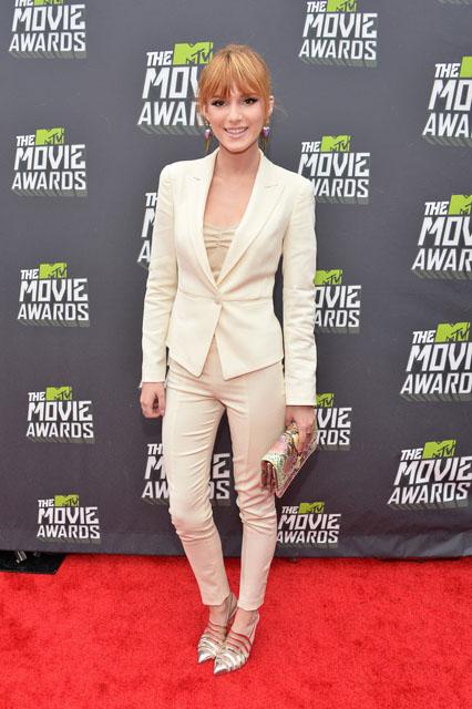 Bella-Thorne-Emporio-Armani-2013-MTV-Movie-Awards-
