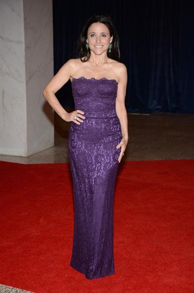 Julia Louis-Dreyfus Dolce & Gabbana