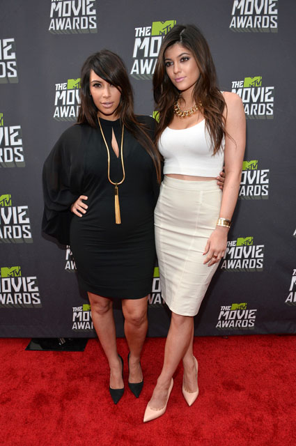Kylie+Jenner+2013+MTV+Movie+Awards+Red+Carpet+m8opnOTqEAlx