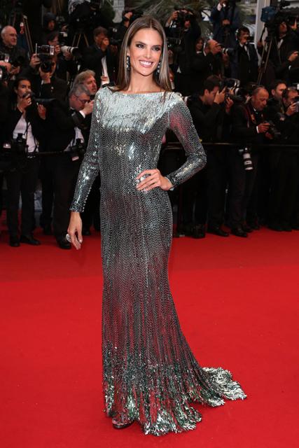 Alessandra-Ambrosio-Roberto-Cavalli-All-Is-Lost-Cannes-Film-Festival-Premiere-1