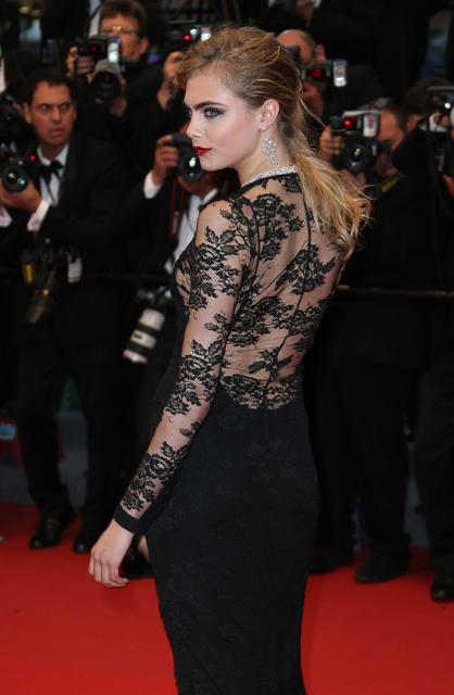 Cara+Delevingne+Arrivals+Cannes+Opening+Ceremony+D9ZatHOTnmMx