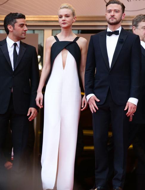 Carey-Mulligan-Vionnet-Inside-Llewyn-Davis-2013-Cannes-Film-Festival-Premiere