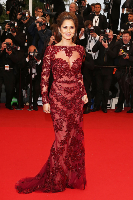 Cheryl-Cole-Zuhair-Murad-Jimmy-P.-Psychotherapy-Of-A-Plains-Indian-2013-Cannes-Film-Festival-Premiere-
