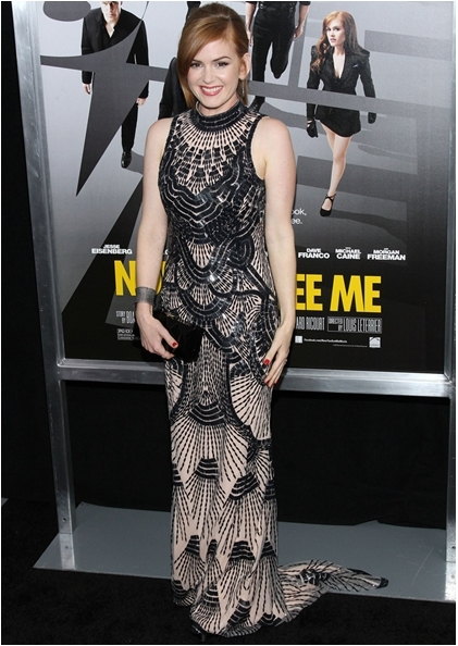 isla_fisher Now You See Me premiere