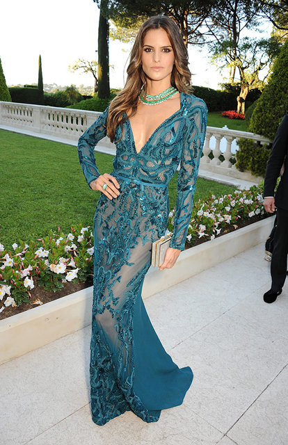 Izabel-Goulart-Emilio-Pucci-amfARs-20th-Annual-Cinema-Against-AIDS