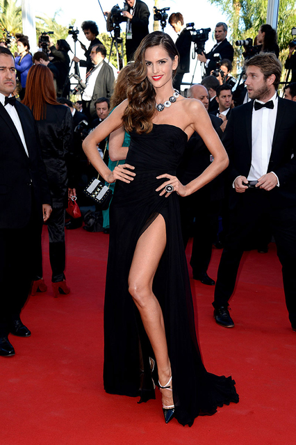 Izabel-Goulart-Emilio-Pucci-The-Immigrant-2013-Cannes-Film-Festival-Premiere