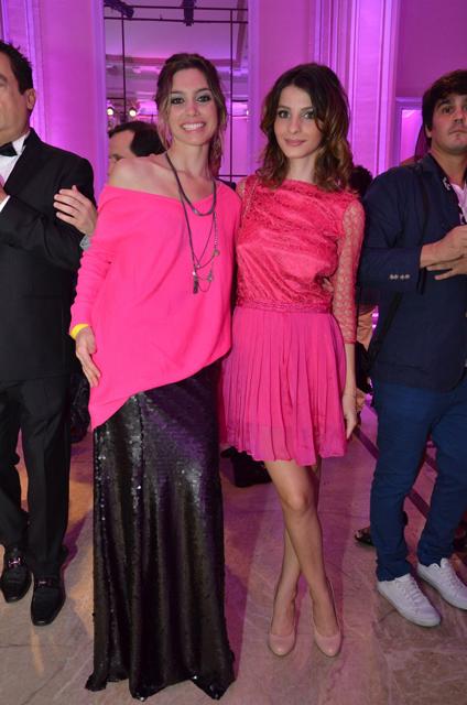 Juliana Schalch e Giselle Batista