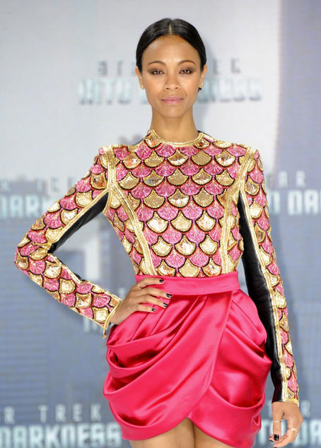 Zoe-Saldana-Balmain-Star-Trek-Into-Darkness-German-Premiere-21