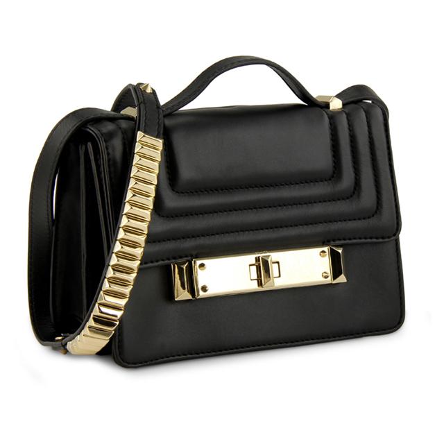 Bolsa Dourada Schutz : Desejo do dia bolsa da schutz assinada por yasu michino