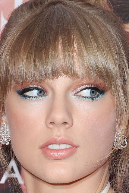 taylor swift blue