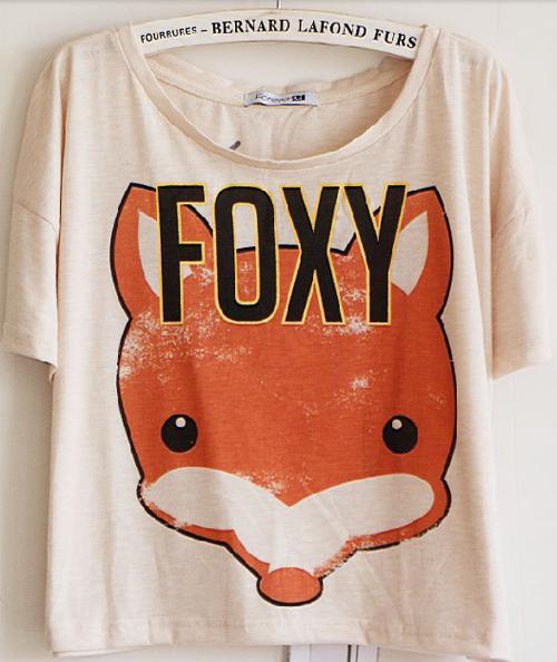 camiseta fox ali