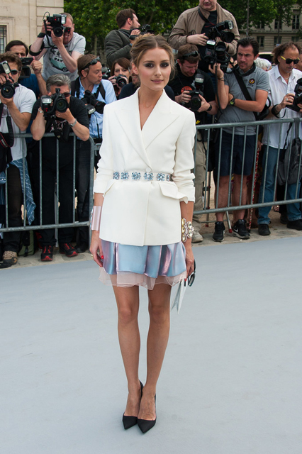 Olivia+Palermo+PFW+Arrivals+Dior+Haute+Coutour+9xzywGHyLlZx