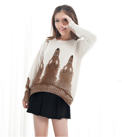 sweater ali fox1