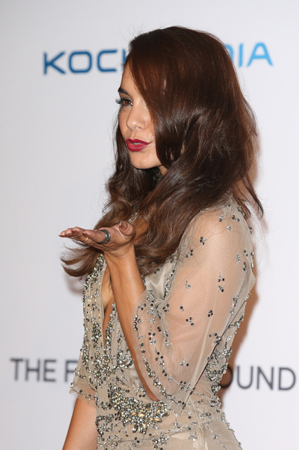 The Frozen Ground premiere london3