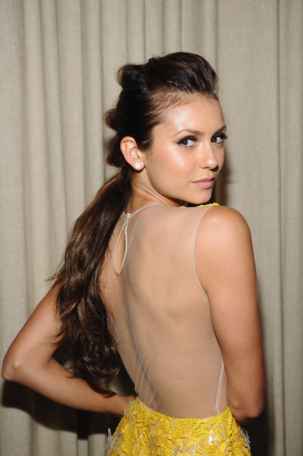 Nina-Dobrev-Cosmopolitan-Summer-Bash-West-Hollywood-1 hairdo