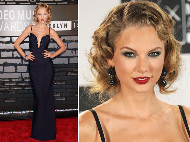 Taylor+Swift Herve Leger