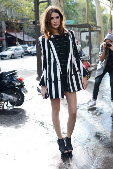 PFW Womenswear SS2013: Street Style Day 3