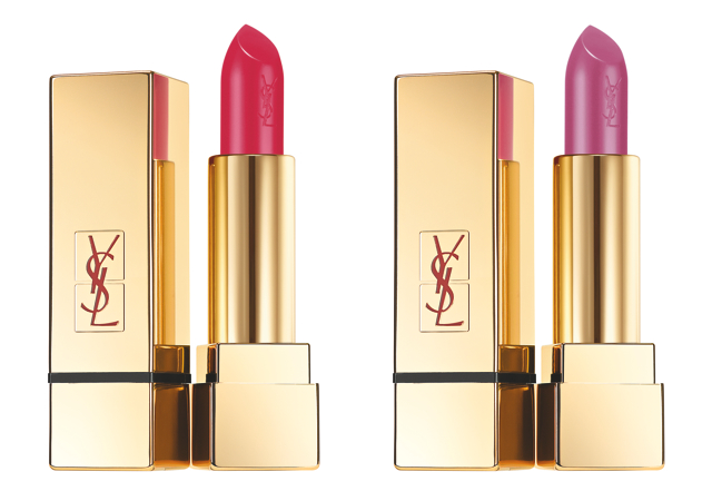 Rouge Pur Couture in 55 (left) & 56 (right) $34 USD