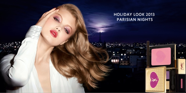 Yves-Saint-Laurent-Parisian-Nights-Makeup-Collection-for-Christmas-2013-Lindsey-Wixson