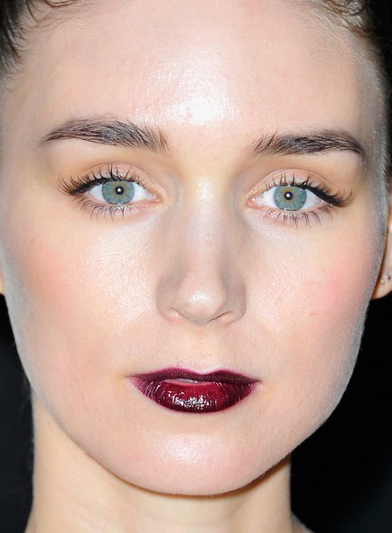 Rooney Mara Make whatsinfashioncwb
