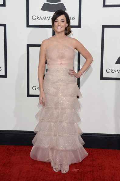 acey Musgraves Wearing Armani Privé