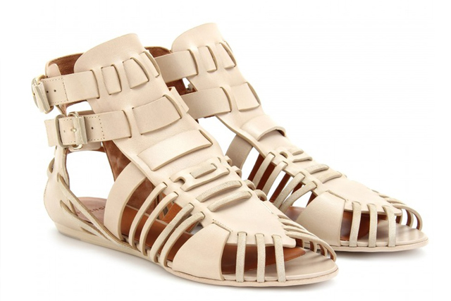 Givenchy Virginia Huarache Sandals