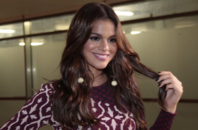 Bruna Marquezine make
