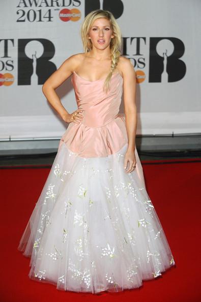 Ellie Goulding Wearing Vivienne Westwood