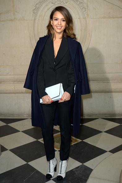 Jessica Alba Christian Dior