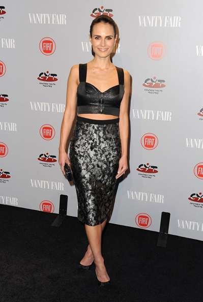 jordana-brewster Vanity Fair and Fiat Young Hollywood Party in Los Angeles
