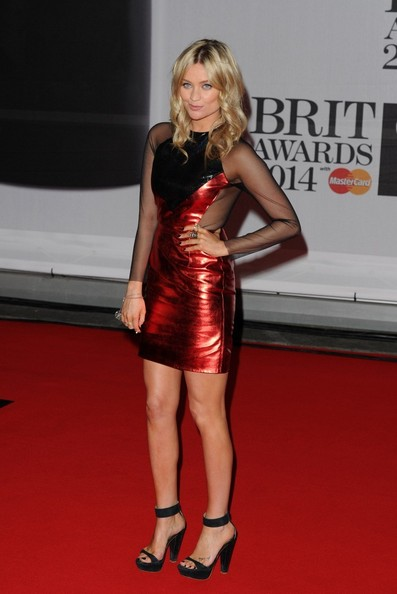 Laura+Whitmore+Arrivals+BRIT+Awards+Part+3+xVnwJPCBUOSl