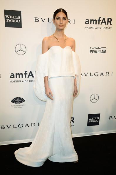 Lily+Aldridge+Arrivals+amfAR+New+York+Gala+BbVtozo6Itsl