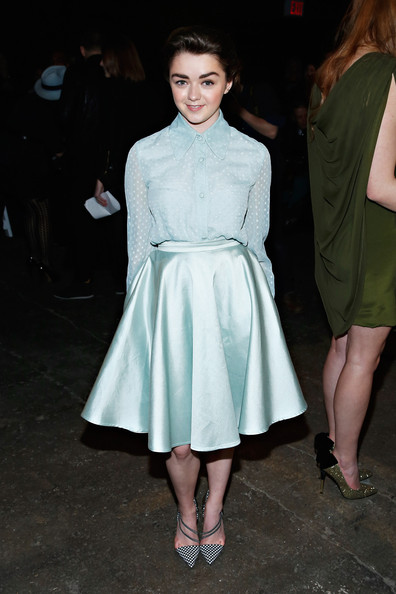 Maisie+Williams+Christian+Siriano+Front+Row+J_X83CDqtPyl
