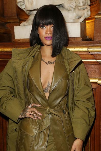 Rihanna-Balmain