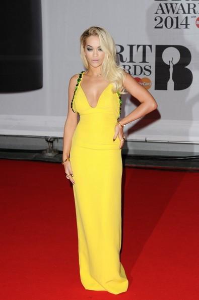Rita Ora Wearing Prada