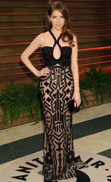 Anna-Kendrick--Oscar-2014---Vanity-Fair-Party-- Atelier Versace