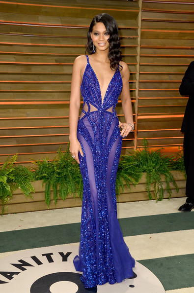 Chanel+Iman+Stars+Vanity+Fair+Oscar+Party+t2VSPgpHJzMl
