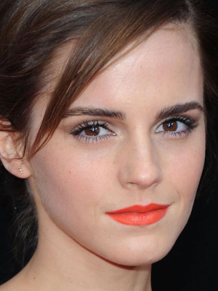 Emma Watson Noah NYC makeup