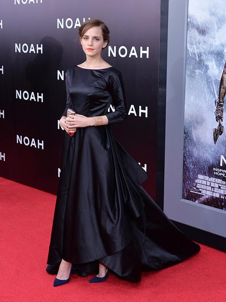 Emma Watson Noah NYC